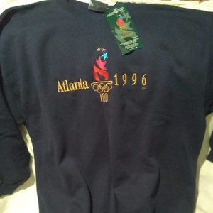 1996 Olympic Sweatshirt with Tags!!!!!